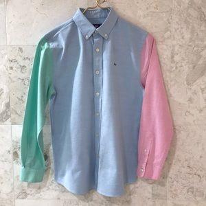 🐳Vineyard Vines {M} Boys' Button-Down Shirt